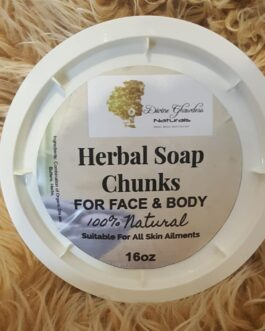 Herbal Soap Chunks
