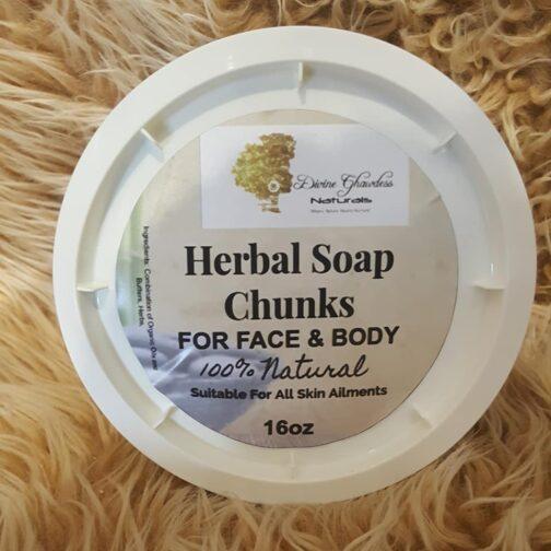Herbal Soap Chunks