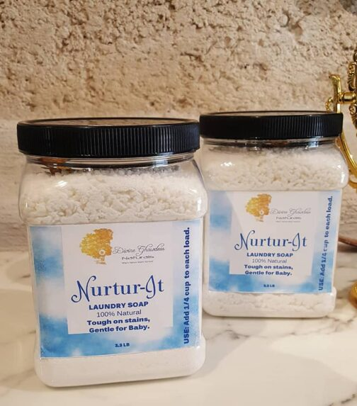 NurturIT Laundry Soap