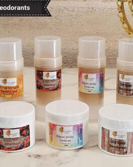 Organic Deodorant (1pack)