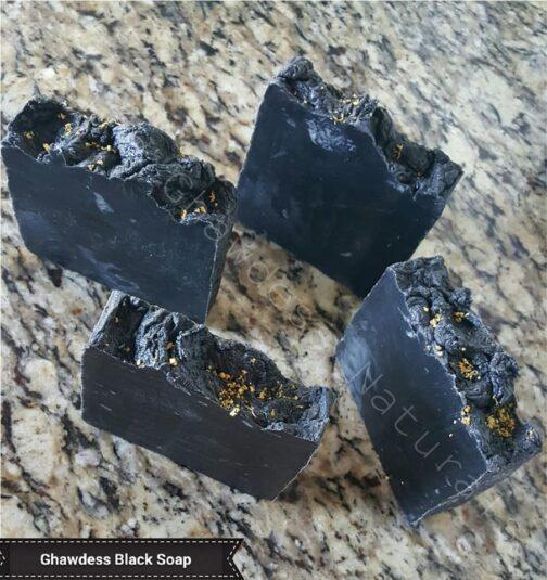 Ghawdess Black soap