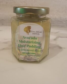 Avocado Moisturizing Hair Pudding