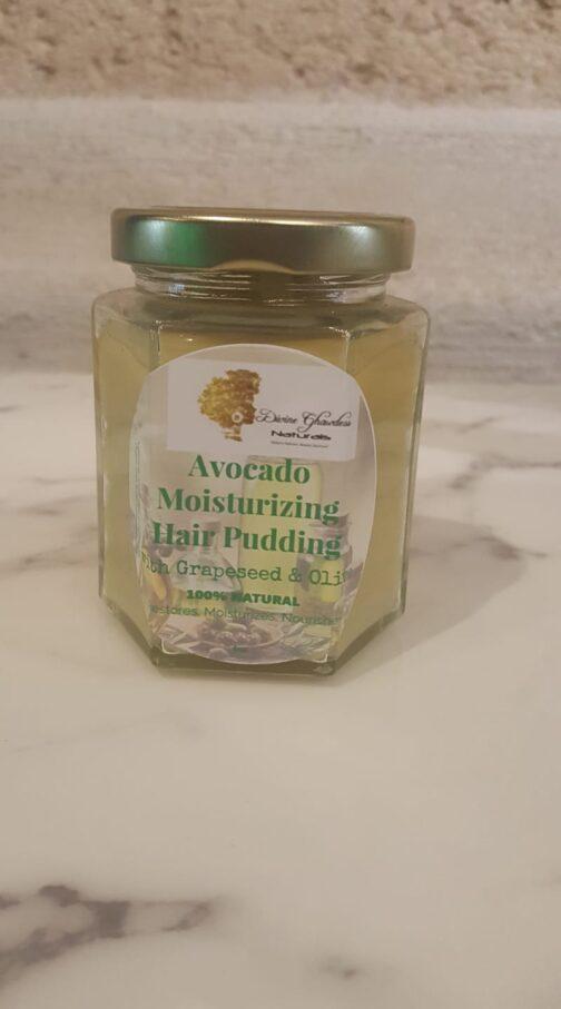 Avocado Moisturizing Hair Pudding