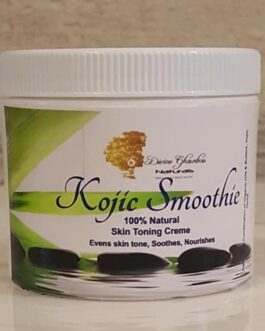 Kojic Smoothie Skin Toning Creme