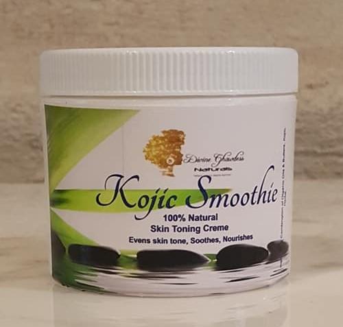4oz Kojic Smoothie skin toning creme