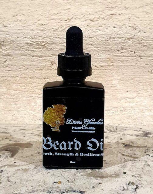 revitalizing beard oil