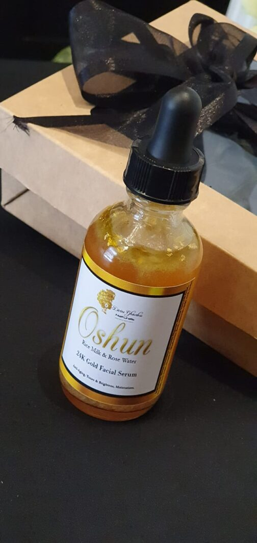 oshun 24k gold facial serum