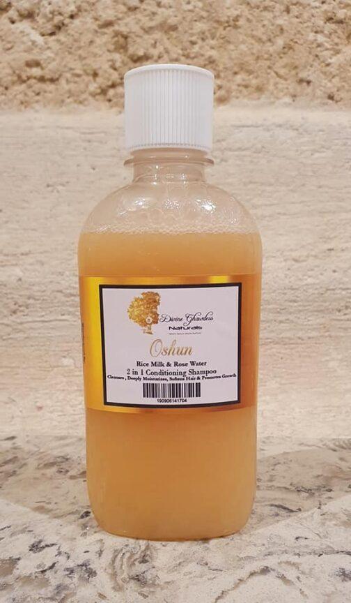 oshun conditioning shampoo poo