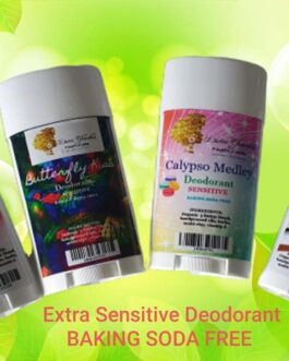 Extra Sensitive Deodorant