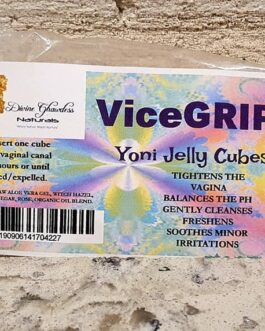 ViceGrip Jelly cubes