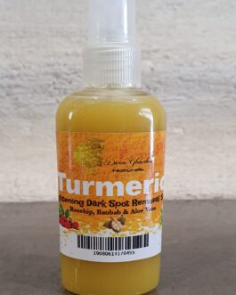 Turmeric Brightening dark spot removal serum