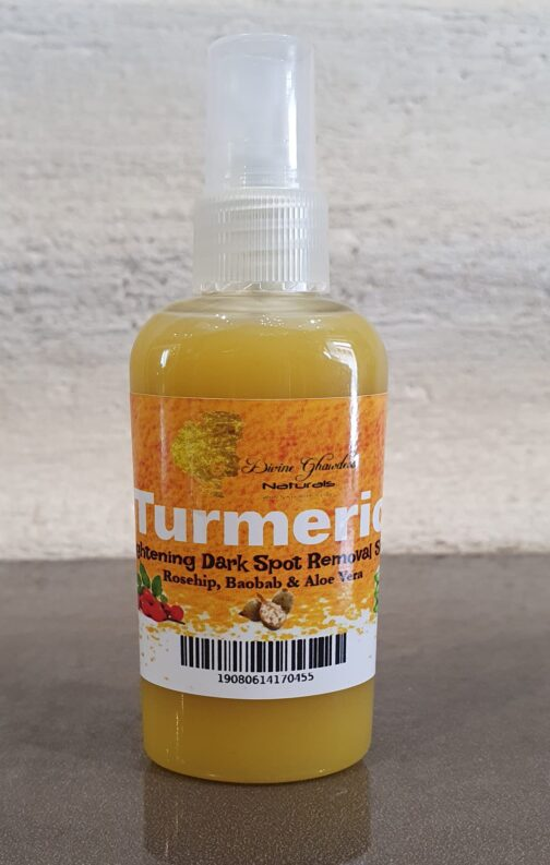 Turmeric Brightening dark spot removal serum