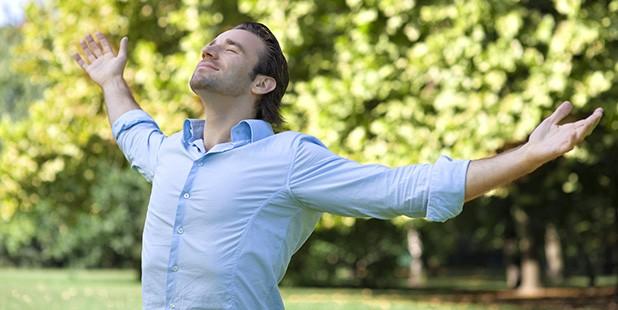 Diaphragmatic Breathing for optimal health.