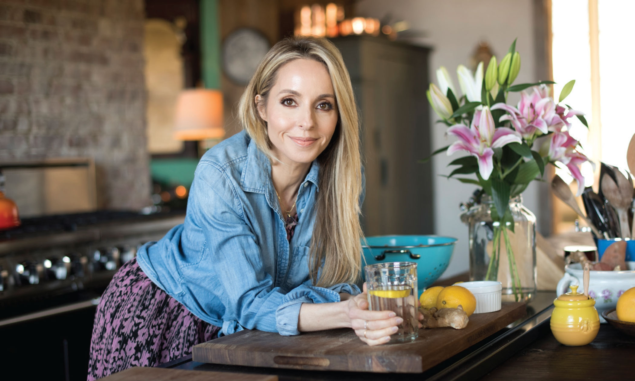 Gut Health: Gabby Bernstein's Experience with SIBO, GERD and More