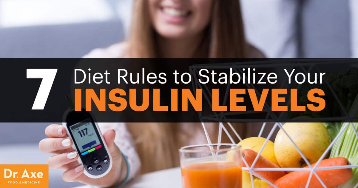 The Insulin Resistance Diet Protocol to Help Prevent Diabetes