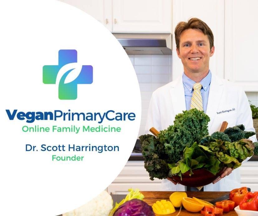Episode 169 Vegan Family Doctor Scott Harrington — Corinne Nijjer