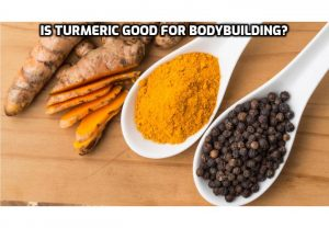3 RECIPES WITH TURMERIC FOR VEGAN BODYBUILDING DIET