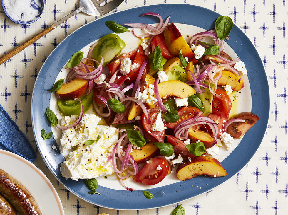 The Best Diet to Try This Year Is the Mediterranean Diet, According to Our Registered Dietitian